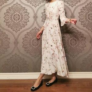 BNWT Hobbs London by invitation silk dress